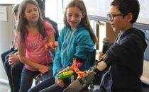 Generation 3D公司为残疾儿童制作超级英雄3D模型