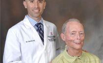 舌癌患者使用3D打印下巴进行替换
