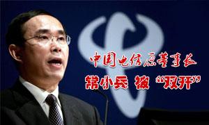 """【专题】中国电信董事长常小兵被""""双开"""""""