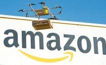 亚马逊将与英国政府合作测试无人机送递包裹