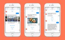 Facebook聊天机器人可以订餐订桌了