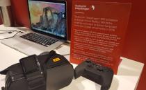 高通首次展示下一代虚拟现实技术:可感知和回馈景深