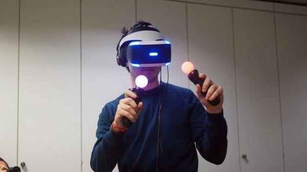 你家得有多大地方才能玩索尼PS VR?