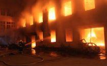 制冷机房发生火灾的紧急停机处理