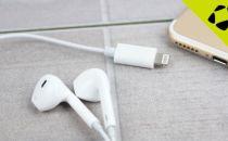苹果取消耳机插口 这就是传言中的Lightning耳机?