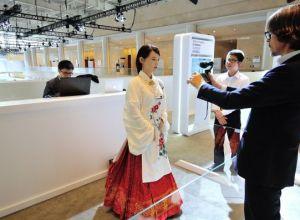 南京软博会,与机器人来一场奇妙的相约
