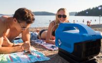 这款便携式户外空调让你去哪玩都带着凉爽