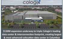 Cologix公司宣布在哥伦布扩建一个数据中心