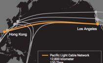 为了云服务,谷歌、微软、亚马逊投入重金打造跨洋海底光缆