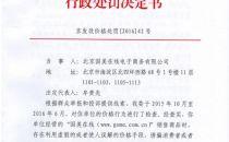 """国美在线因诱骗消费者被罚20万 北京发改委列32条""""罪状"""""""