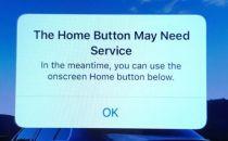 """iPhone 7""""HOME""""出故障怎么办?苹果早有预案"""