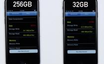 苹果没有告诉你的事实:大容量iPhone 7写入速度快于32G版本