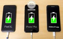 充电速度大比拼:iPhone 7、谷歌Pixel都输给了三星