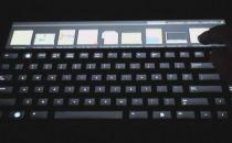 苹果的键盘触摸条 原来是微软15年前玩剩下的技术