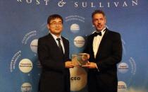 """华为获得Frost & Sullivan""""模块化UPS年度最佳公司奖""""嘉奖"""