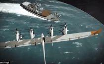 谷歌想在海上放飞风筝,用海风给数据中心供能散热