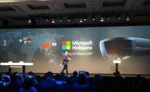 微软HoloLens明年初国内上市 售价暂未公布