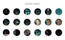 旗鱼开发智能手表系统 也是传统触控式画面简约