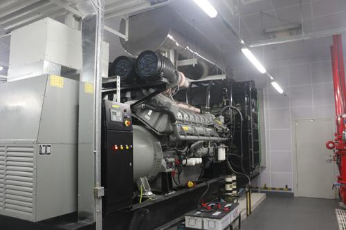 10柴油发电机