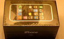第一代iPhone成了高级收藏品 原装未拆封版不低于10万美元