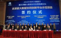 SinoBBD与北京大数据研究院达成战略合作