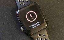 部分苹果手表升级系统后变砖 watchOS 3.1.1暂停推送