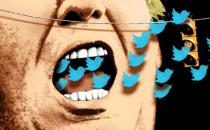 """说话""""没把门的"""" 称Twitter或有权封杀特朗普账号"""