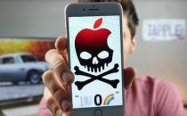 iOS 10新漏洞曝光:一条短信可让iPhone死机