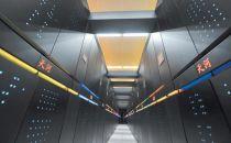 中国首台千万亿次超级计算机处于饱和运行状态 使用率超欧美