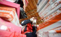 春节物流大改观:电商自建平台成熟,30万快递员没返乡