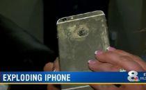 苹果再出安全事故 iPhone 6 Plus充电时发生爆炸