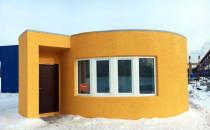 3D打印24小时建成一座房子 据说可以用175年