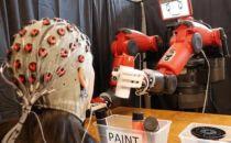 """机器人学会""""读心术"""" 操作员已可用意念控制"""