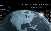 超级高铁Hyperloop One在美规划11条线路