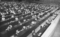 【另类】20世纪初,美国最早的指纹数据中心,全部人工比对