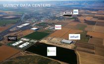 """走进微软昆西数据中心,微软戏称为""""拖拉机棚"""""""