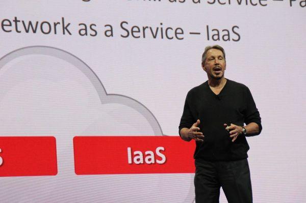 """企业软件巨头甲骨文在第三季度的表现坚挺,云增长继续大于软件许可的下降。甲骨文的软件即服务、平台即服务也在继续增长。收购NetSuite对这些表现有帮助,但很明显,甲骨文云服务是重要的玩家。但时下Workday和Salesforce正在加强与AWS的关系,SAP也在与AWS、谷歌云平台和微软Azure解除合作伙伴,大家自然也会关注为什么甲骨文会迷上""""基础架构即服务""""。显然,IaaS(基础架构即服务)玩的是规模,赶超AWS、微软、谷歌和IBM的价值必须是SaaS和PaaS。而埃里森却"""