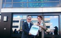 台达EMEA总部获欧洲BREEAM绿色建筑认证节能可达45%