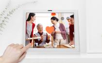 有温度的高科技:微信相框即将亮相2017北京消费电子展