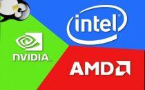 英特尔英伟达AMD集体发力 高性能PC市场复苏