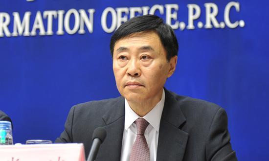 中国移动董事长尚冰