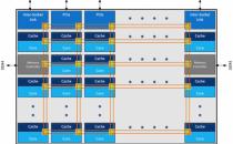 """英特尔的新型网状架构:数据中心的""""高速公路"""""""