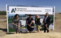 A1电信公司与IBM合作的数据中心在奥地利破土动工