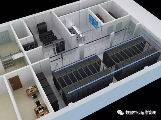 数据中心冷热通道隔离封闭式机房的设计与实践