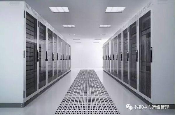 数据中心冷热通道隔离封闭式机房的设计与实践3
