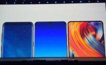 全面屏手机三种边框解决方案,用户会青睐谁?