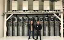 微软公司在西雅图测试验证天然气供电的数据中心