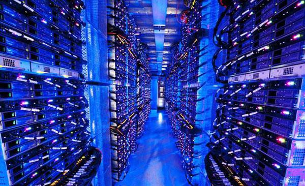 数据中心市场处于低增长 但公有云很繁荣1