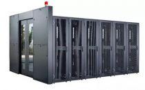 """""""冷热通道气流遏制系统""""在数据中心机房中的应用"""