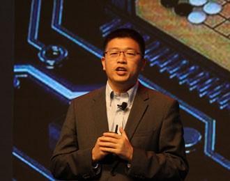 """中科曙光副总裁沙超群重磅发布""""数据中国智能计划"""